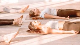 Relaxatie Meditatie ⋒ 2 sessies op maandag in juli  (19u00)