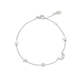Armbandje SKY FULL OF STARS Gold/Silver