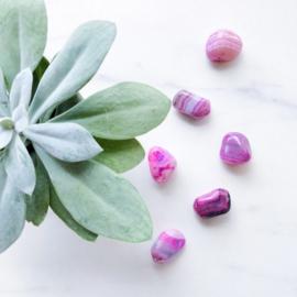 Agaat (roze)