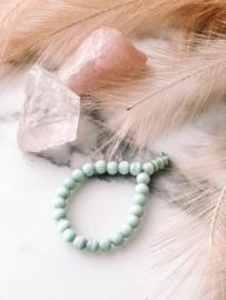 KIDS-armbandje: Blauwe Chinese Kattenoog
