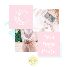 ☾ Moon Magic Month (via Instagram)