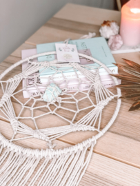Amazonite Dreamcatcher (large)