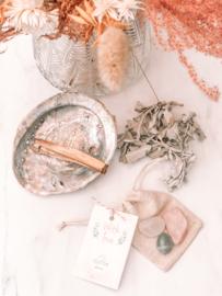 Reinigings-set voor kristallen & huis