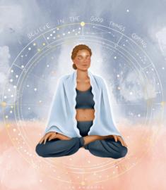 Relaxatie Meditatie ⋒ 4 sessies maandagavond