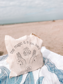 ☾ The Magic is in you, baby! ☽ tote bag