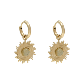 Morganiet Sun Earrings