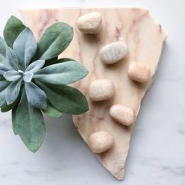 Abrikozen Maansteen