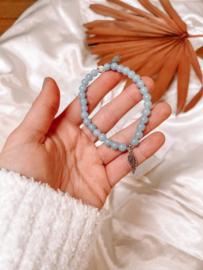 Angeliet Engelenvleugeltje Armbandje