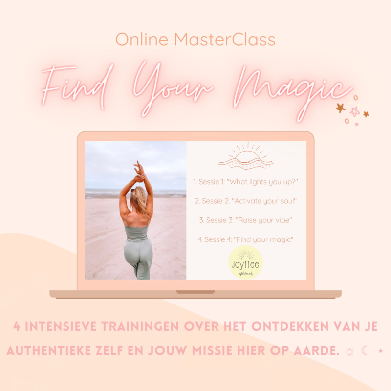 """Online MasterClass """"Find Your Magic✨"""""""