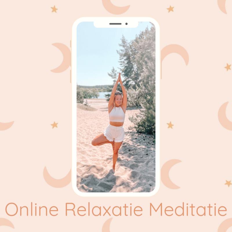 Online Relaxatie Meditatie ⋒ 08.07.2021