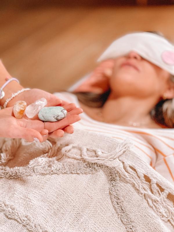 Crystal & Energy Healing Sessie