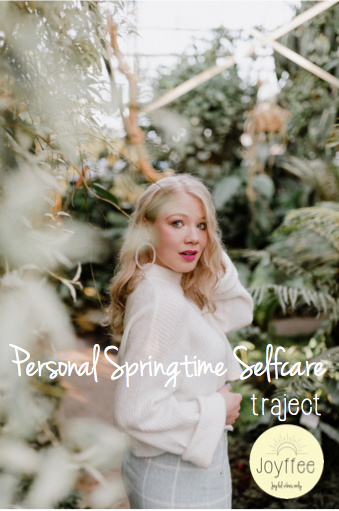 Personal Springtime Selfcare-traject