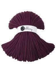 Bobbiny Premium | 5 mm | Maroon