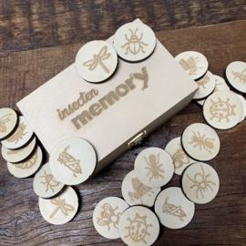 Memory spel | hout