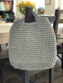 Handgemaakt product: Stoere tas