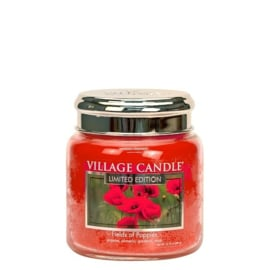 Fields of Poppies 454gr Medium Candle