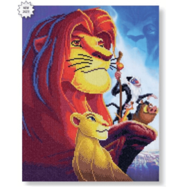 Diamond Painting Disney  The Lion King Medley  40x50