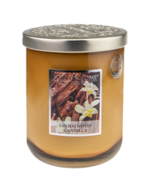 Heart & Home candle 340gr Sandalwood & Vanilla