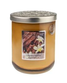 Heart & Home candle 340gr Sandalwood & Vanilla