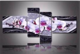 Diamond Painting Miss Coccinelle Orchidee 5-luik