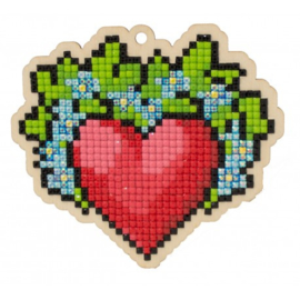 Wizardi Wood Heart