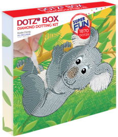 Diamond Dotz BOX Kids Koala Climb