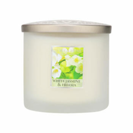 Heart & Home candle 340gr White Jasmine & Freesia