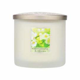 Heart & Home candle 340gr White Jasmine & Freesia