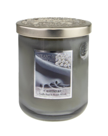 Heart & Home candle 340gr Cashmere