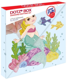 Diamond Dotz BOX Kids Little Mermaid