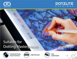 Diamond Dotz ® A4 LED lightpad EVERYDAY