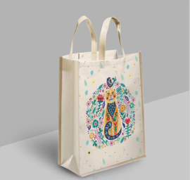 Diamond Painting Tas Shopping Bag  Poes