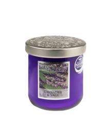 Heart & Home candle 115gr Lavender & Sage