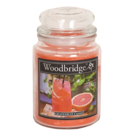 Grapefruit Cassis 565g Large Candle