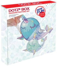 Diamond Dotz BOX Kids Narwhal Dreams