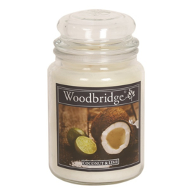 Coconut & Lime 565g Large Candle
