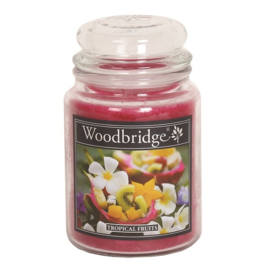 Tropical Fruits 565g Large Candle