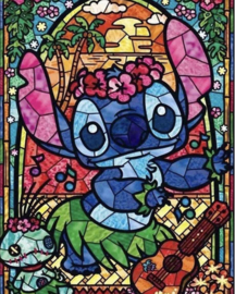 Diamond Painting Miss Coccinelle  Stitch  40x50