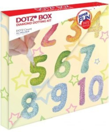 Diamond Dotz BOX Kids Count