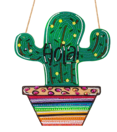 Diamond Painting Hanger Cactus