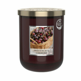 Heart & Home candle 340gr Sweet Black Cherries