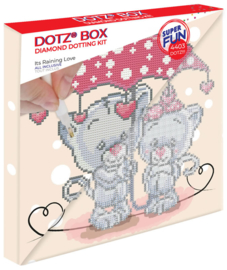Diamond Dotz BOX Kids  Its Raining Love
