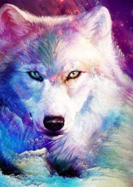 Diamond Painting ML Budget Wolf