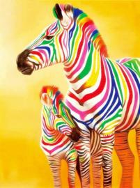 Diamond Painting ML Zebra