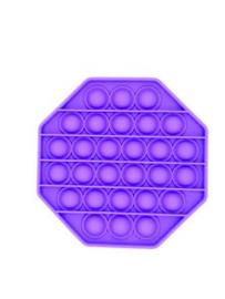 POP-IT Fidget Rage Game TIK TOK Hype 8-hoek paars