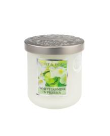 Heart & Home candle 115gr White Jasmine & Freesia
