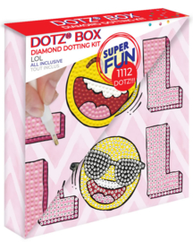 Diamond Dotz BOX Kids LOL