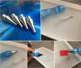 Luxe Diamond Painting RVS tip