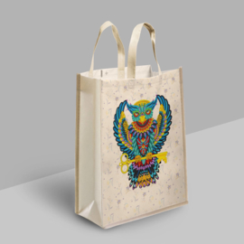 Diamond Painting Tas Shopping Bag  Uil