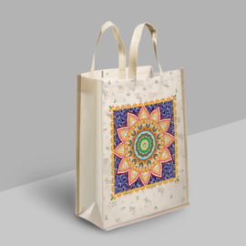 Diamond Painting Tas Shopping Bag  Mandala